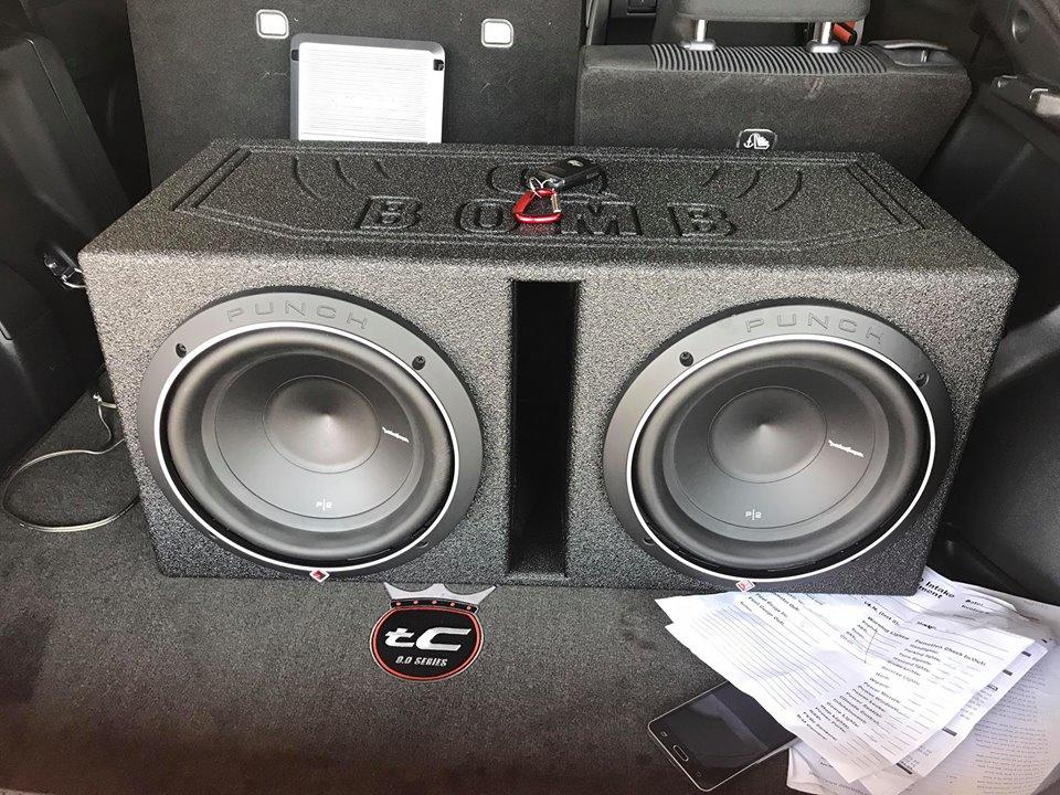 Car Audio Competition  Near Me