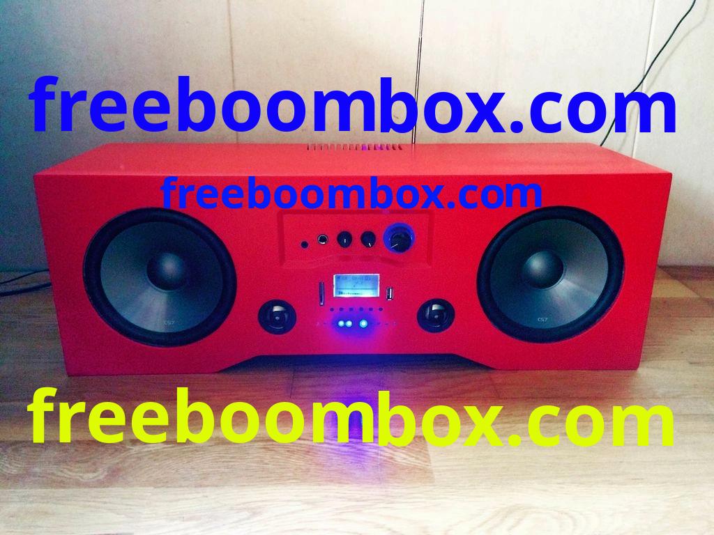 Freeboombox