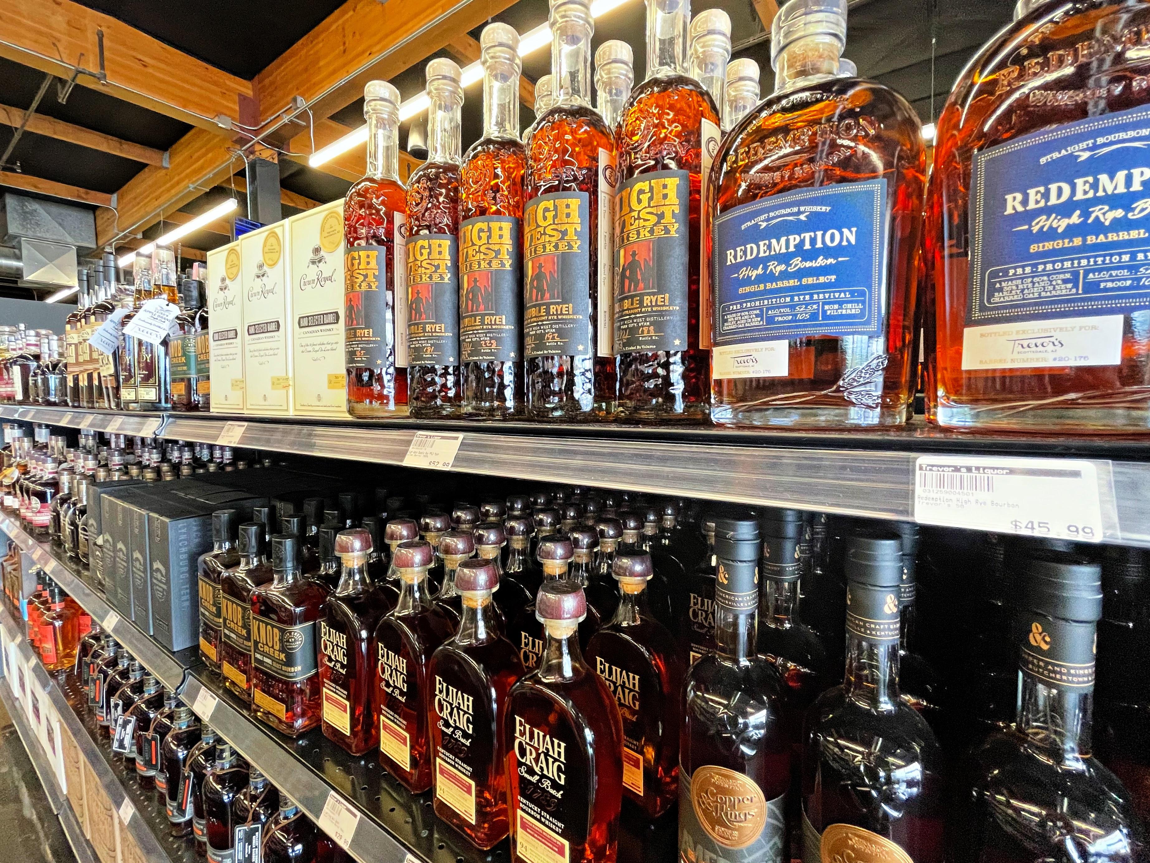 Trevor's Liquor