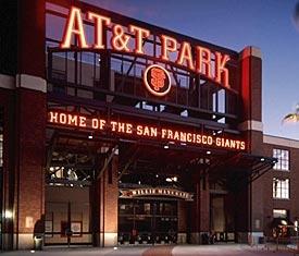 AT&T Park - San Francisco, CA