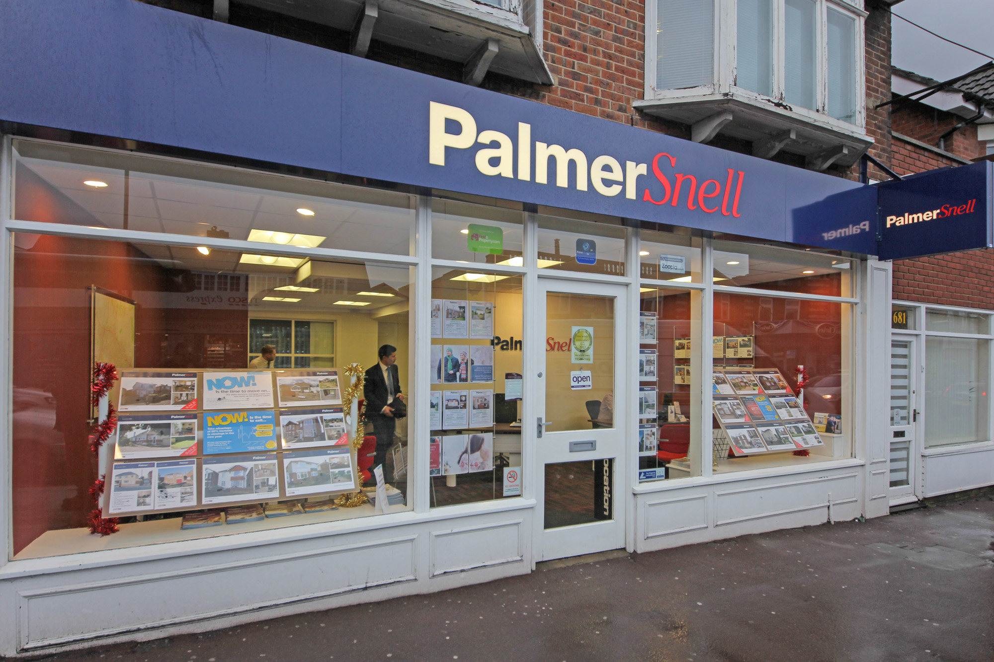 Palmer Snell Estate and Letting Agents Winton
