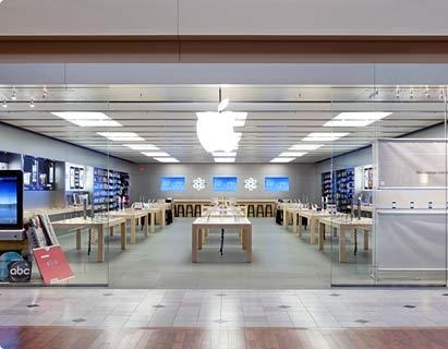 Apple Store, Haywood Mall