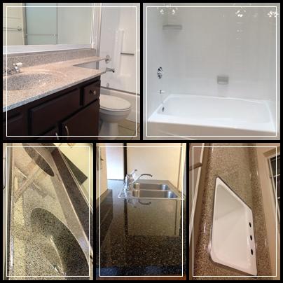 Repair & Reglaze Bathtub