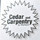 Cedar and Carpentry by Morrison