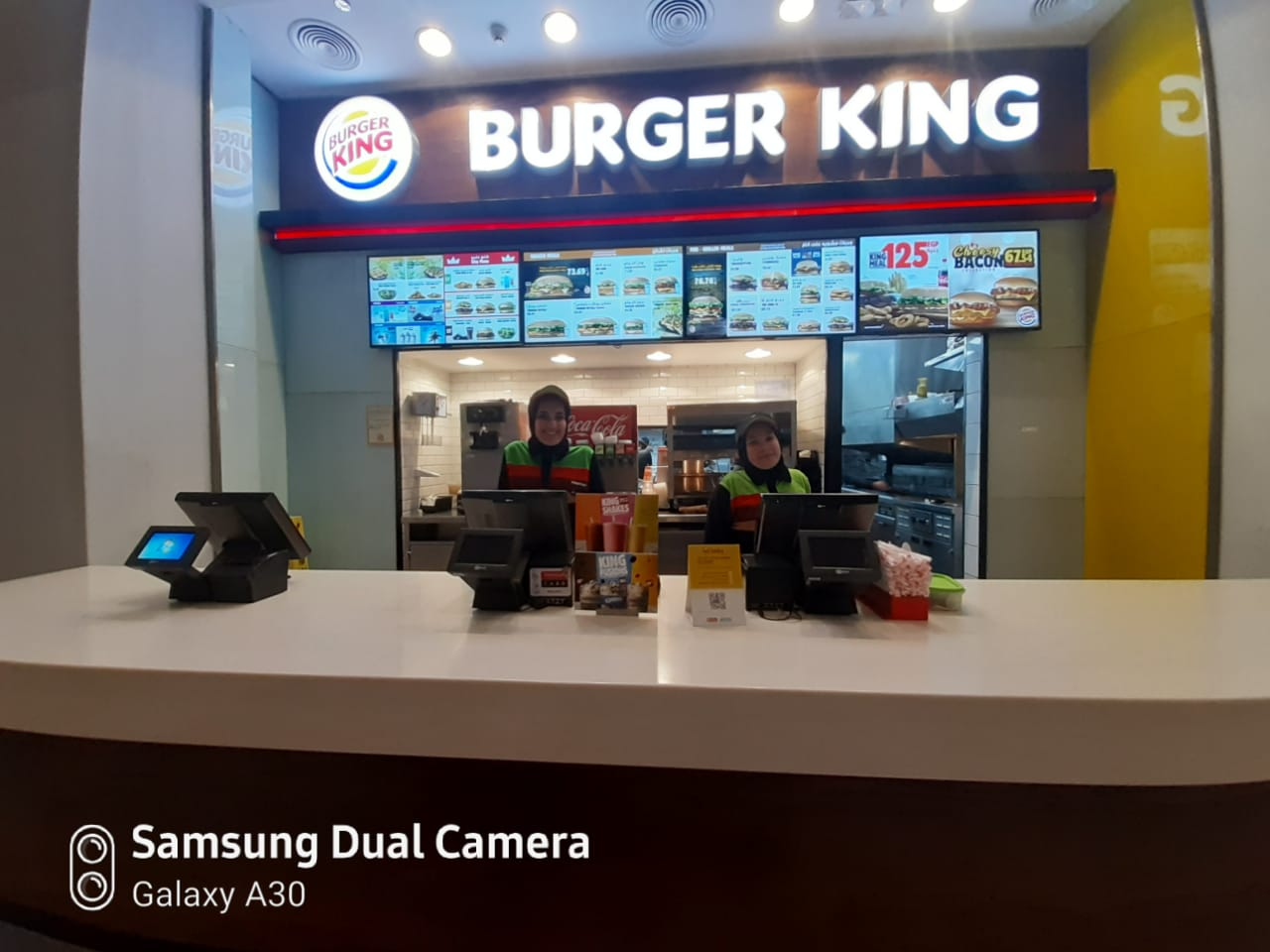 Burger King - Cairo Festival City