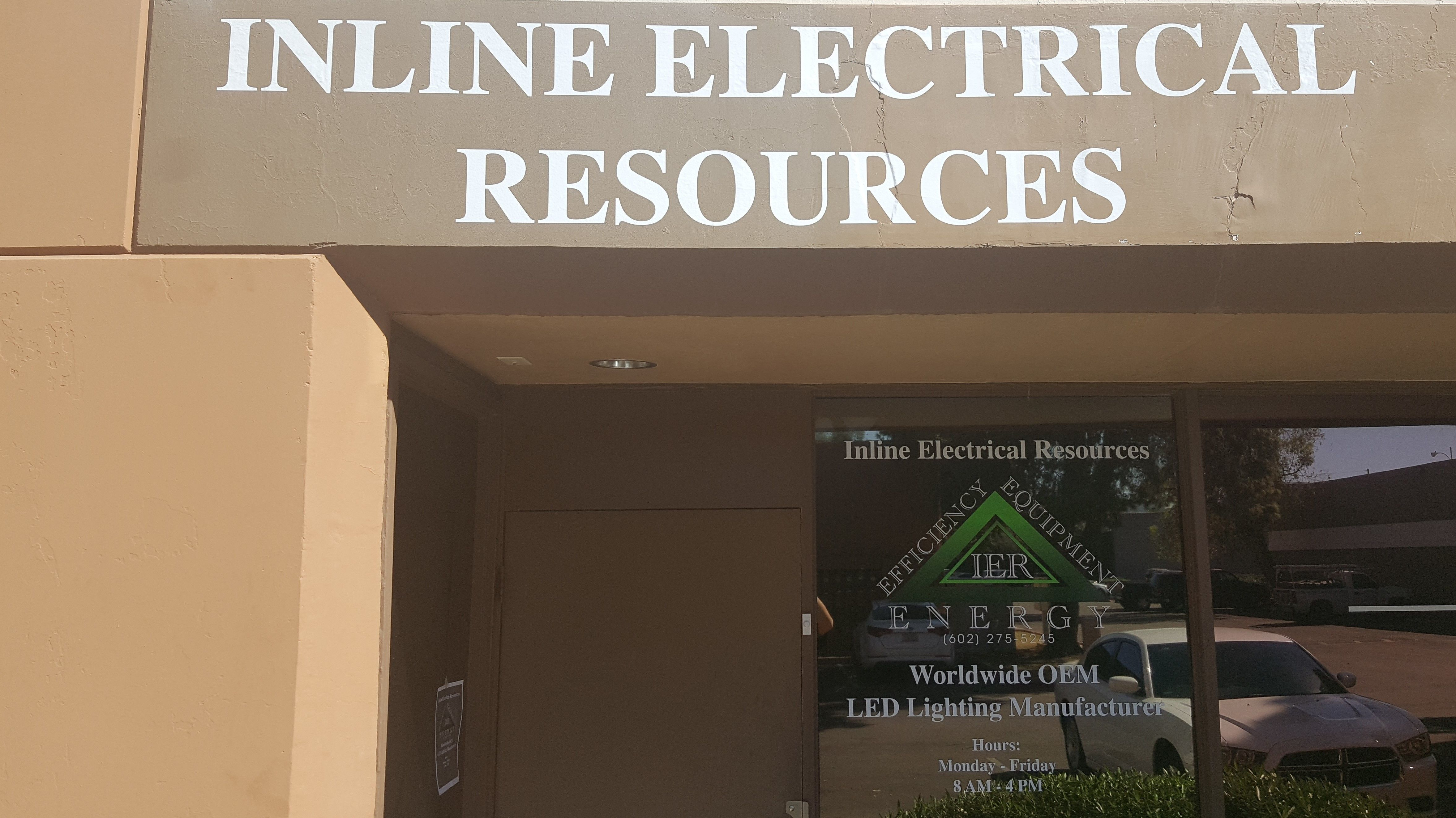 Inline Electrical Resources In Tempe Az 85282