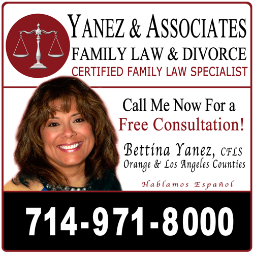 Family Law Offices of Yanez & Associates - ad image