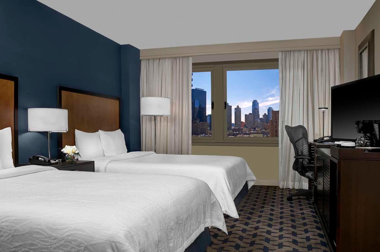 Hilton Garden Inn Times Square New York New York Ny