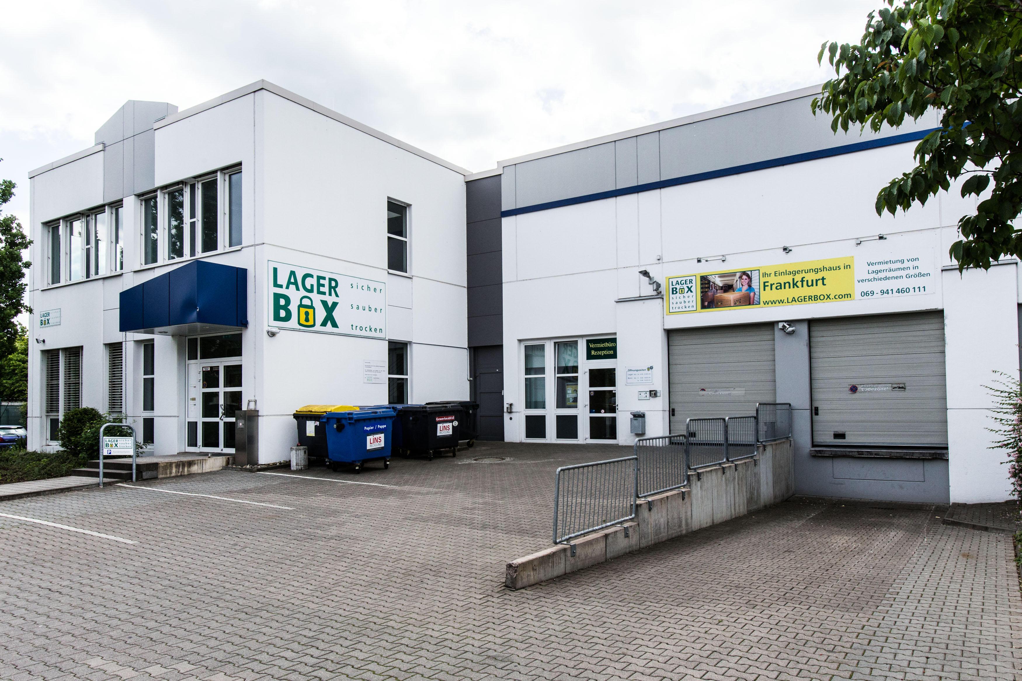 LAGERBOX Frankfurt
