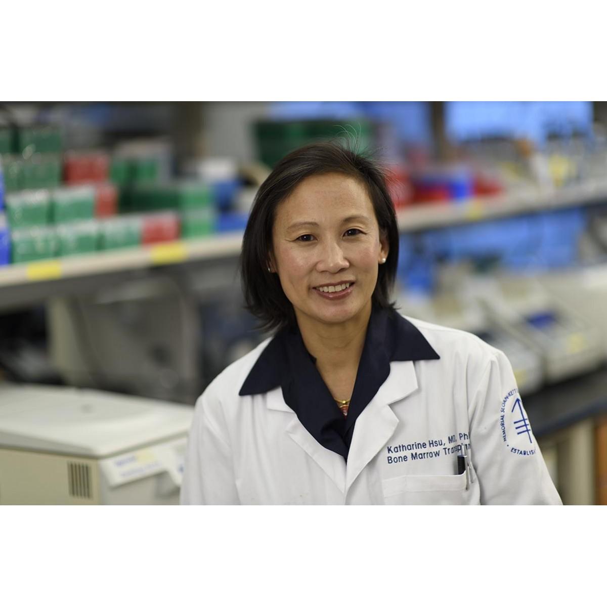 Katharine C Hsu, PHD Medical Oncology