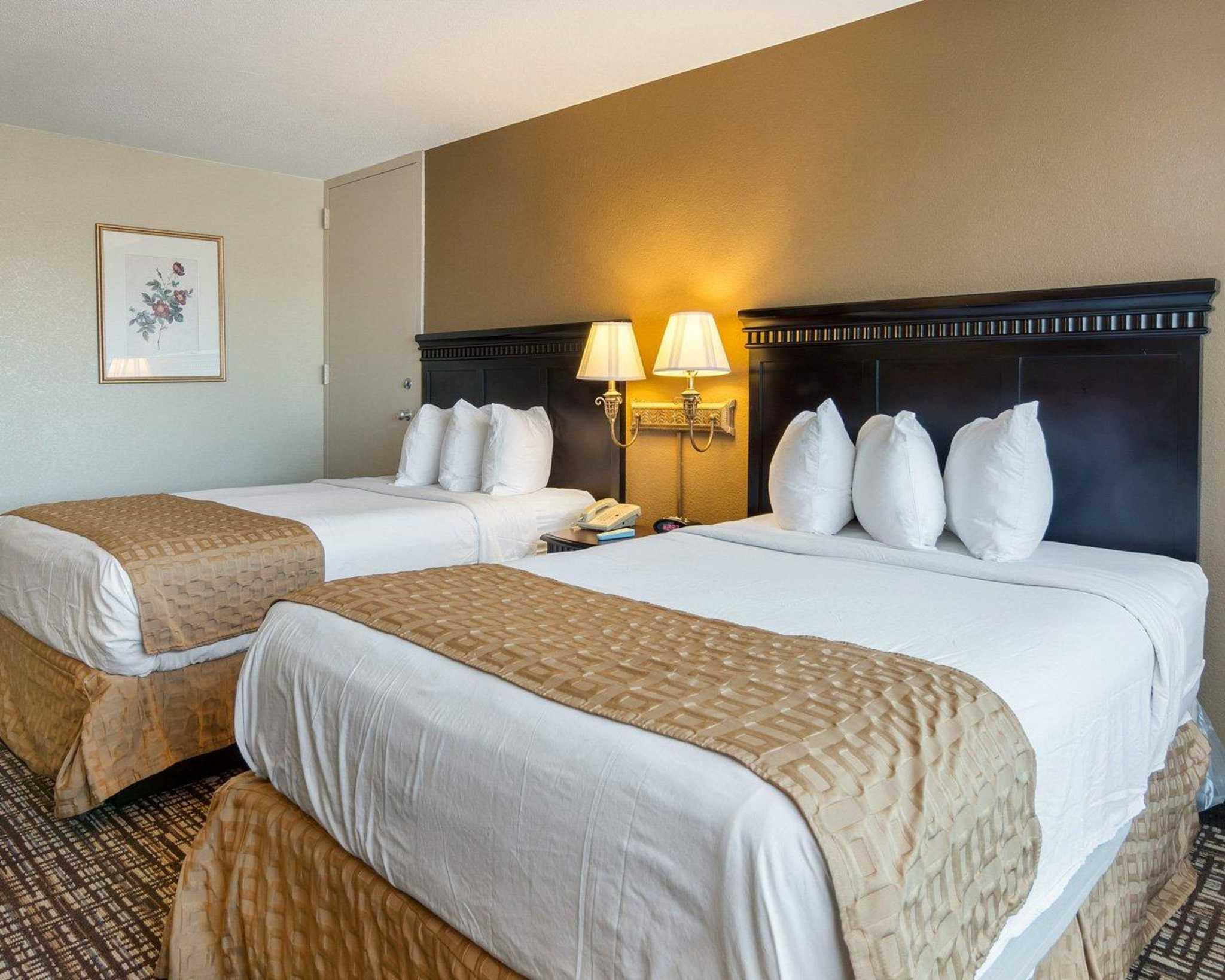 Hotels Near The Hampton Coliseum Va
