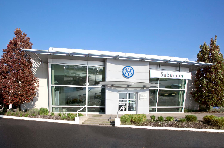 Suburban Volkswagen of Troy
