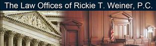 Weiner Rickie T Law Office