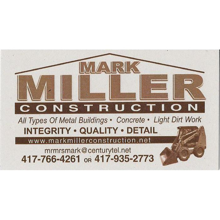 Mark Miller Construction
