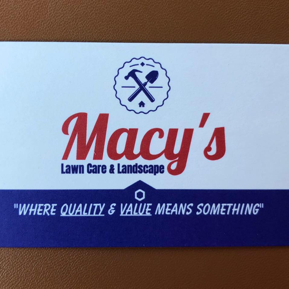 Macy's Lawn Care