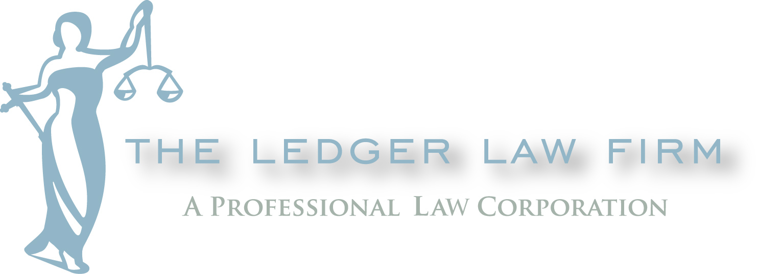 The Ledger Law Firm - ad image