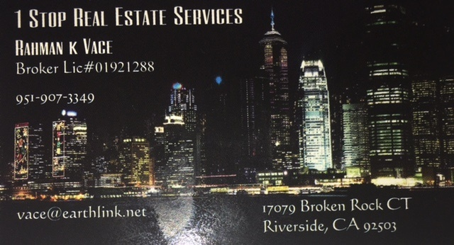1 Stop Real Estate Services