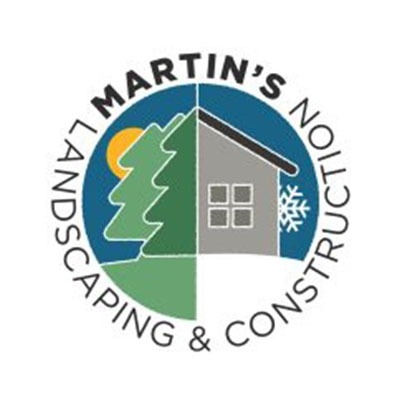Martin's Landscaping & Construction Logo