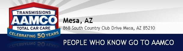 AAMCO Transmissions & Total Car Care: Mesa