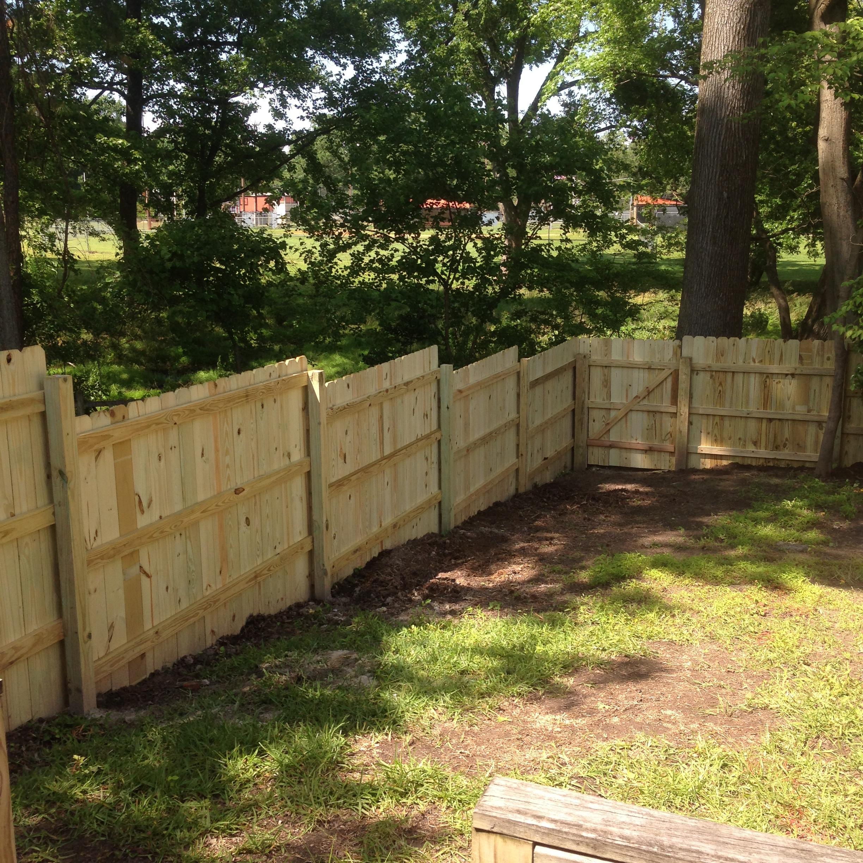 Sam Wright Amp Sons Fence Co Chesapeake Virginia Va