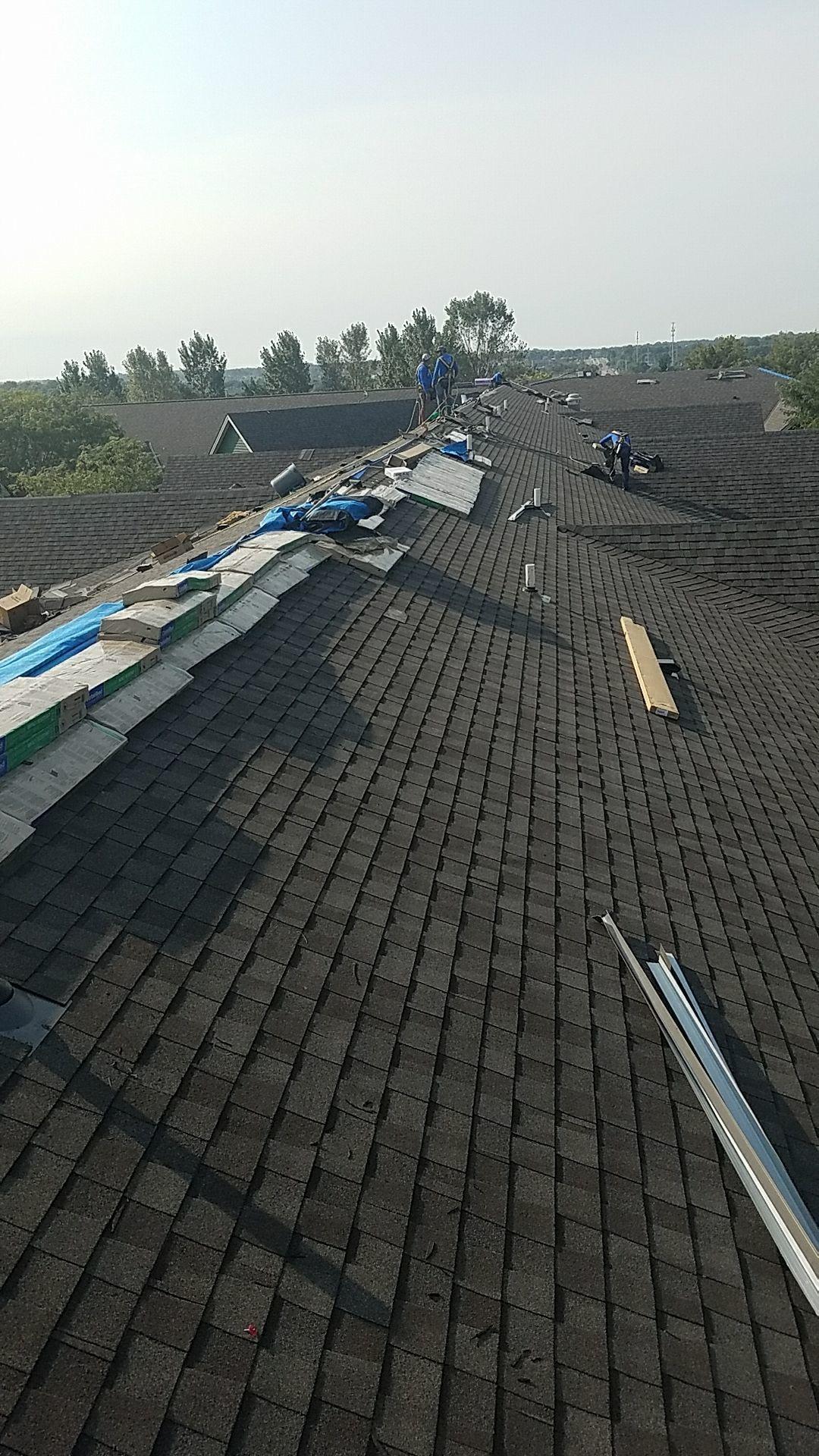White Castle Roofing Lincoln Roca Nebraska Ne