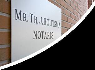 Houtsma Notariskantoor Mr Th J
