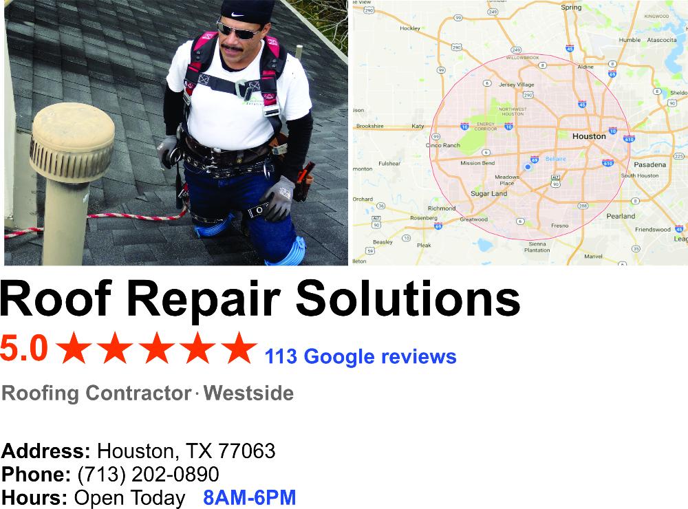 Roof Repair Solutions Houston Texas Tx Localdatabase Com