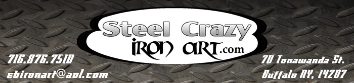 Steel Crazy Iron Art