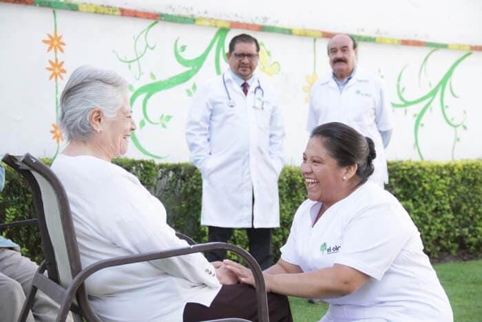 El Olmo Casa De Retiro Para Adultos Mayo