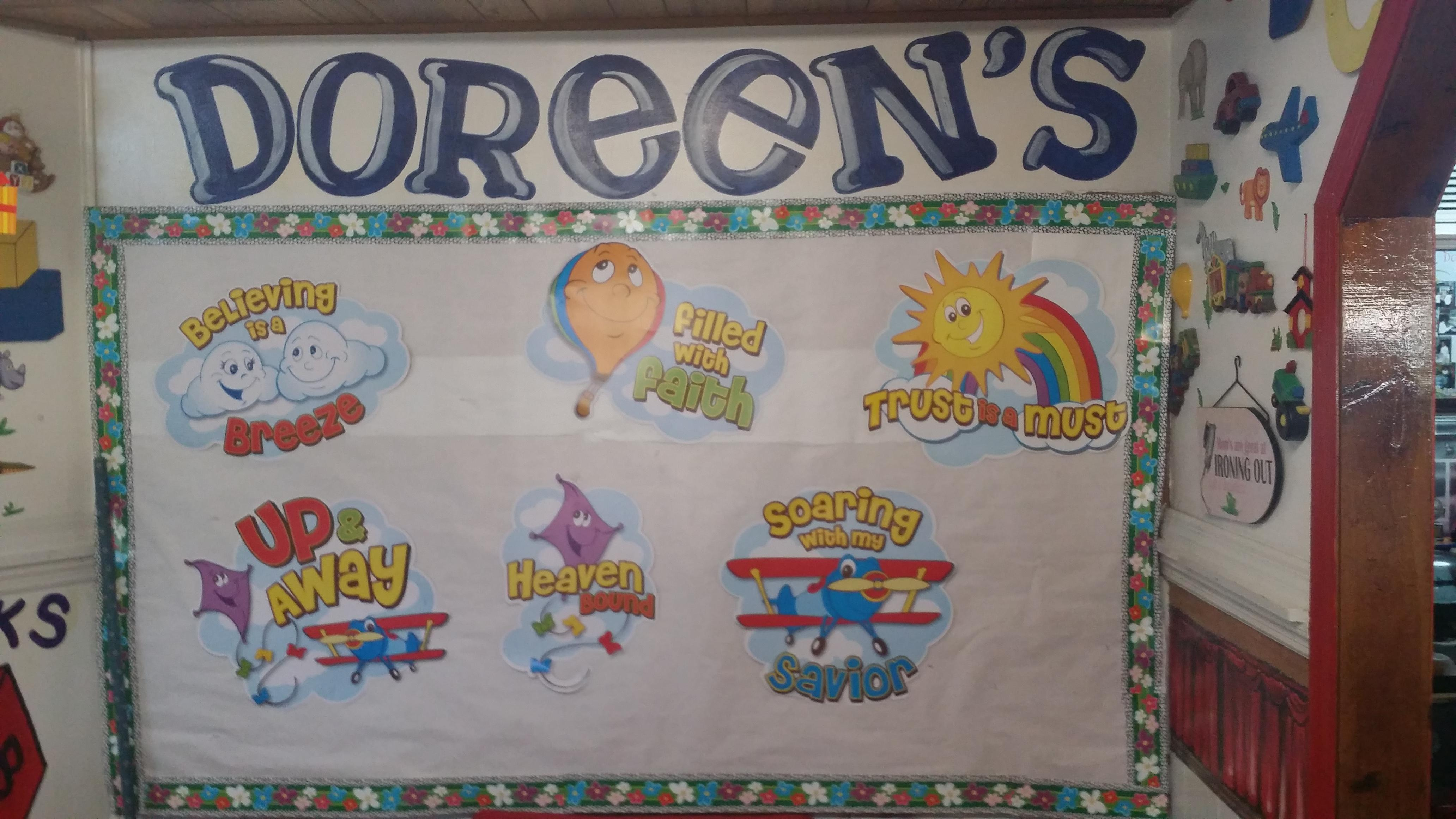 Doreen's Nursery School Inc.