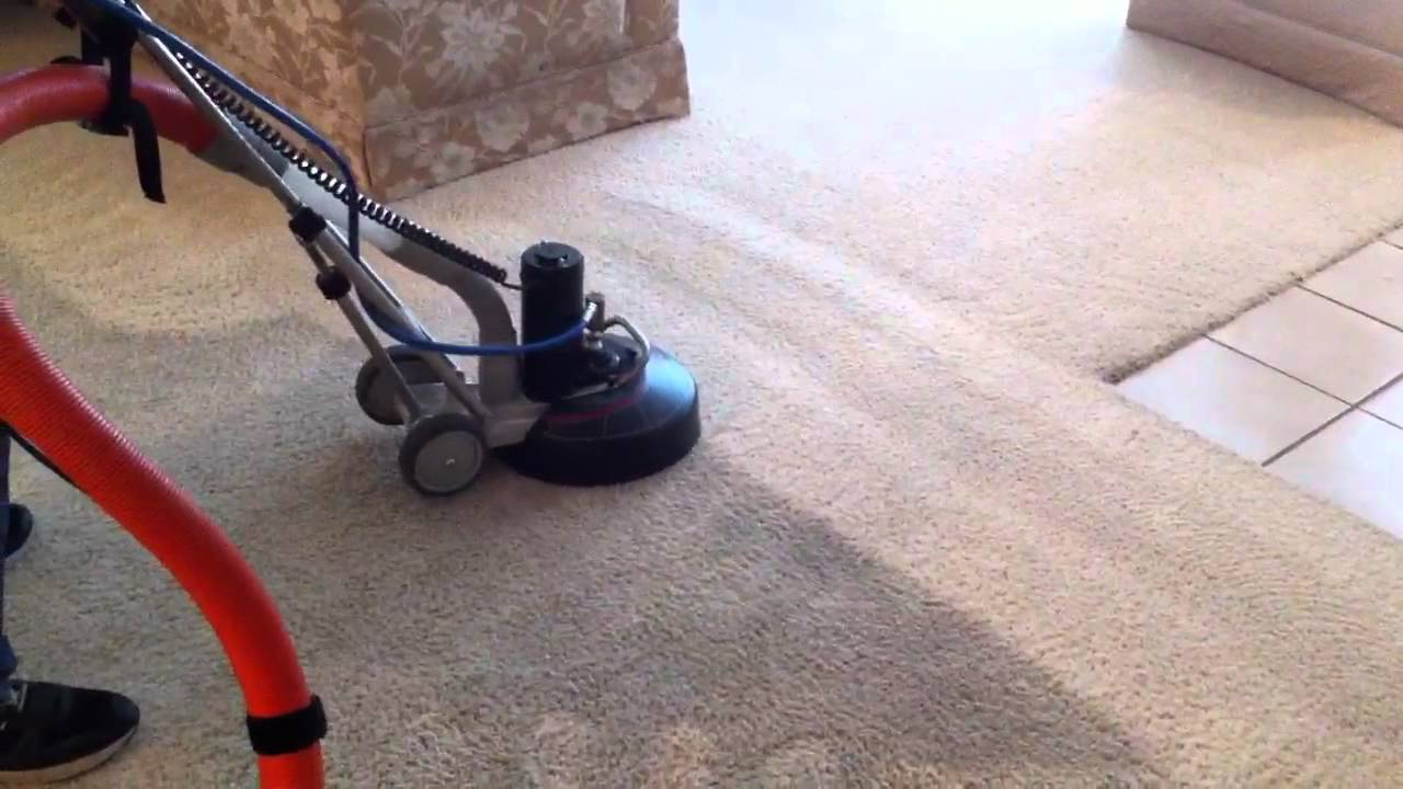 Hit the Spot Carpet Cleaning