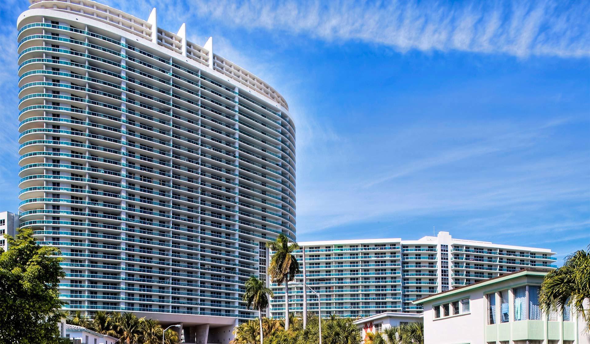 Regency House Apartments Miami Beach