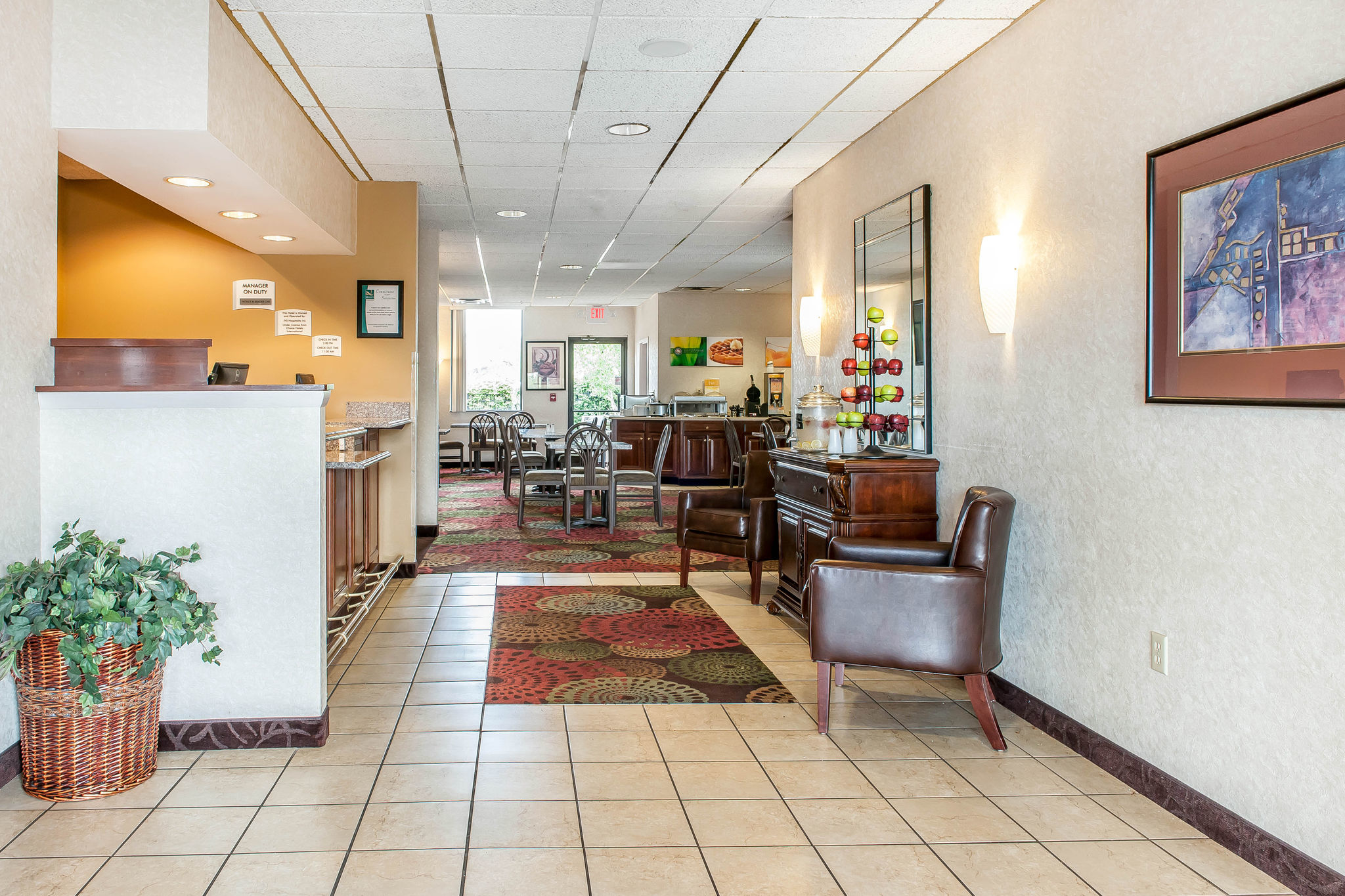 Quality Inn In West Chester Oh 45069