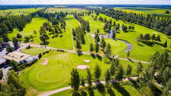 Porin Golfkerho Kalafornian golfkenttä