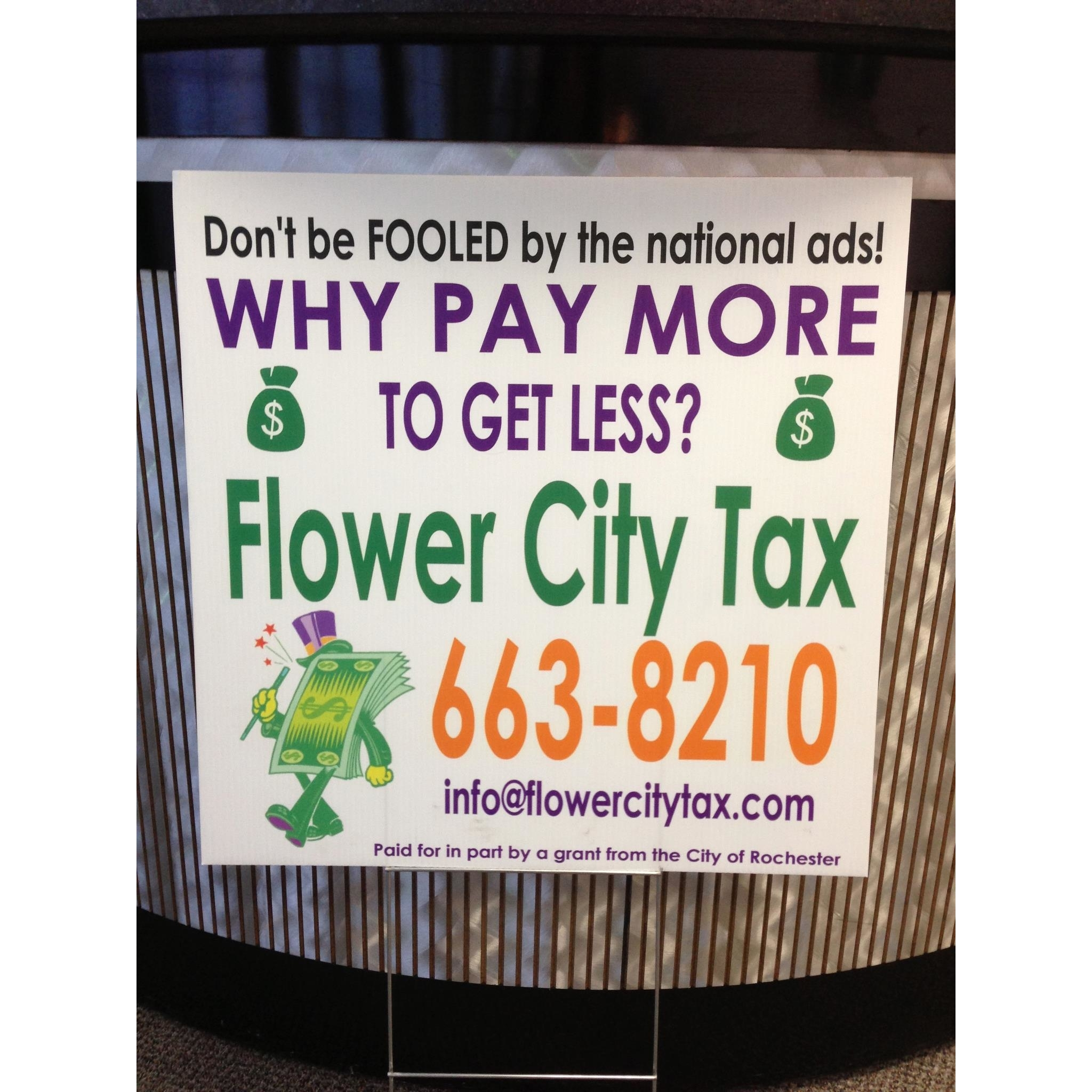 Flower City Tax & Accounting - Rochester, NY - Accounting