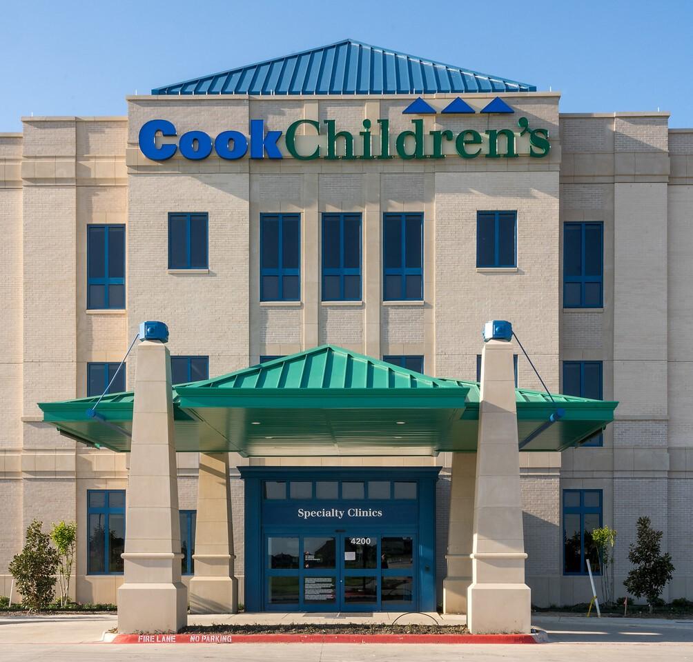 Cook Children's Pediatric Specialties - Prosper