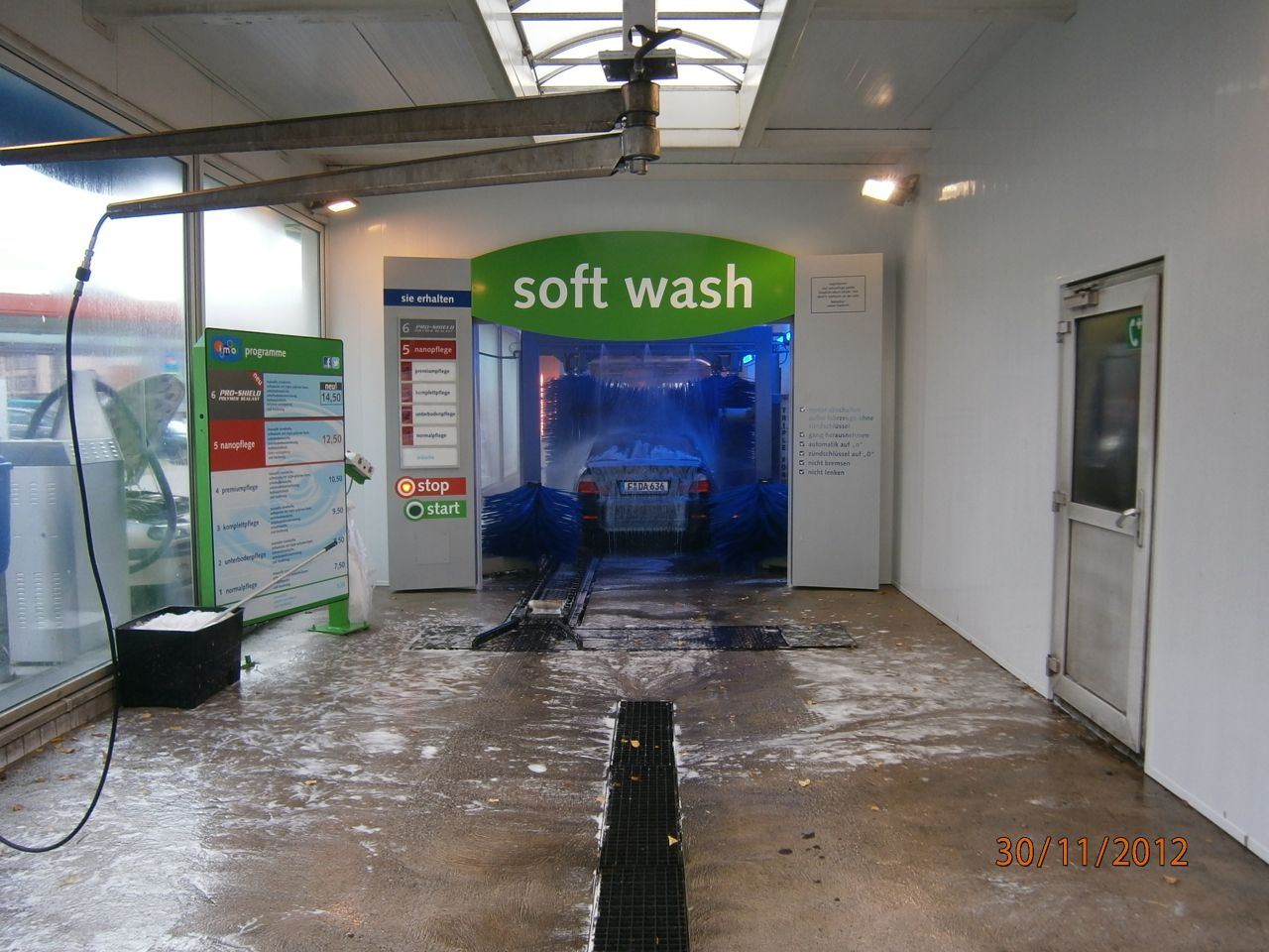 Bilder IMO Car Wash