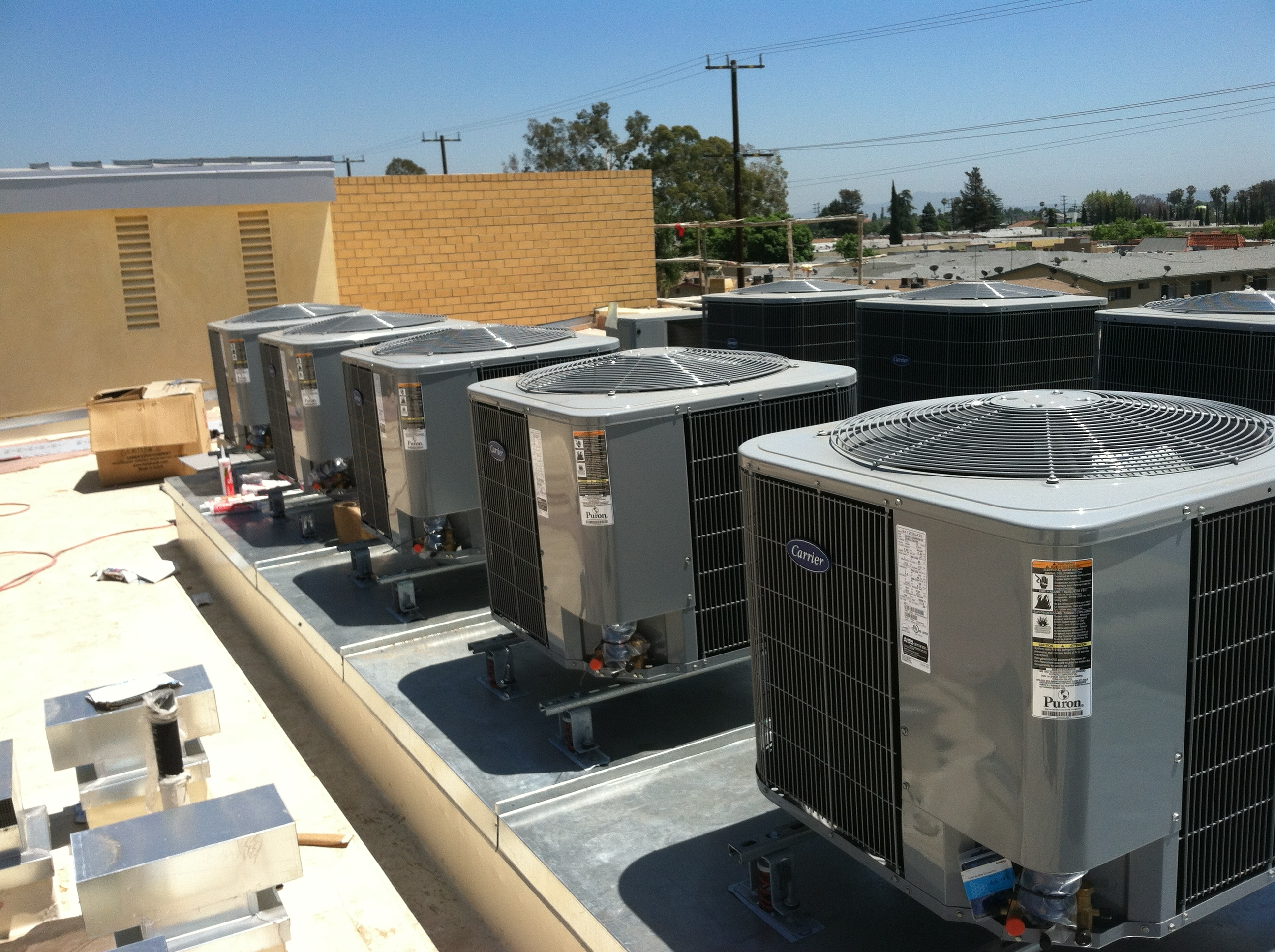 Pac West Air Conditioning & Heating Inc in Glendale CA 818 230 7544 #396692
