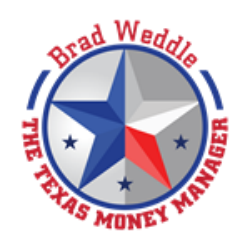 Brad Weddle, The Texas Money Manager