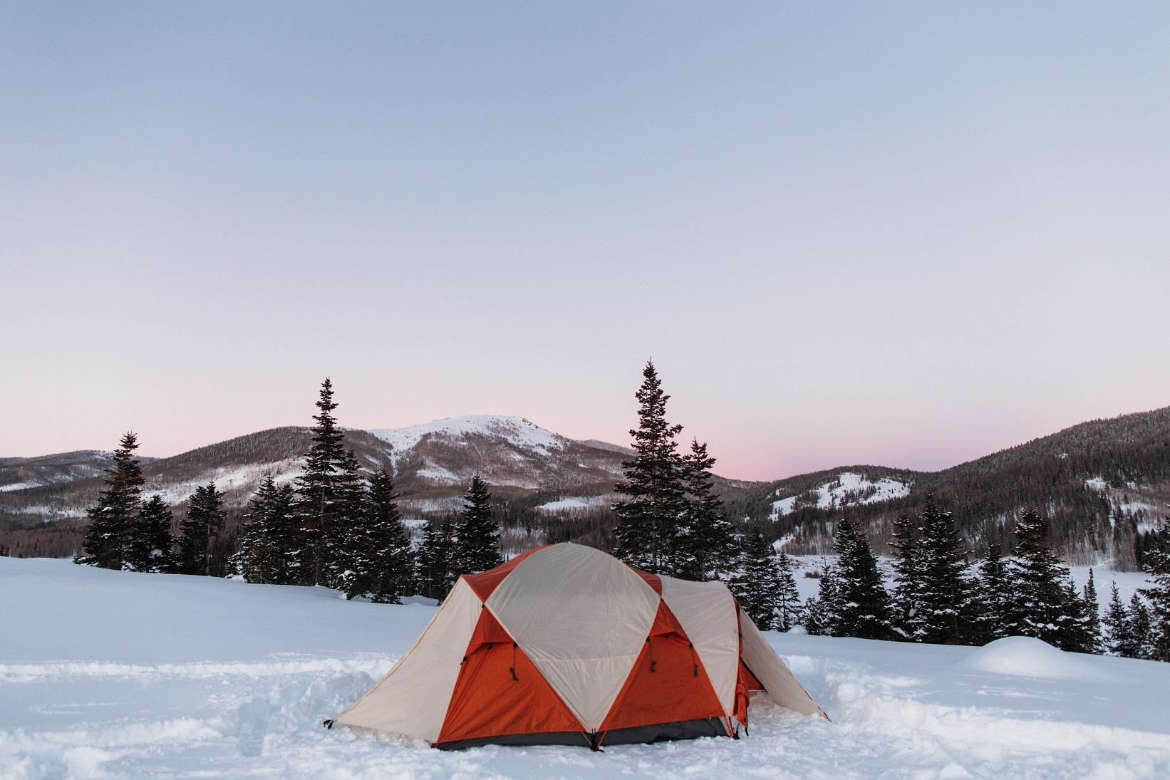 Women's Winter Camping Workshop