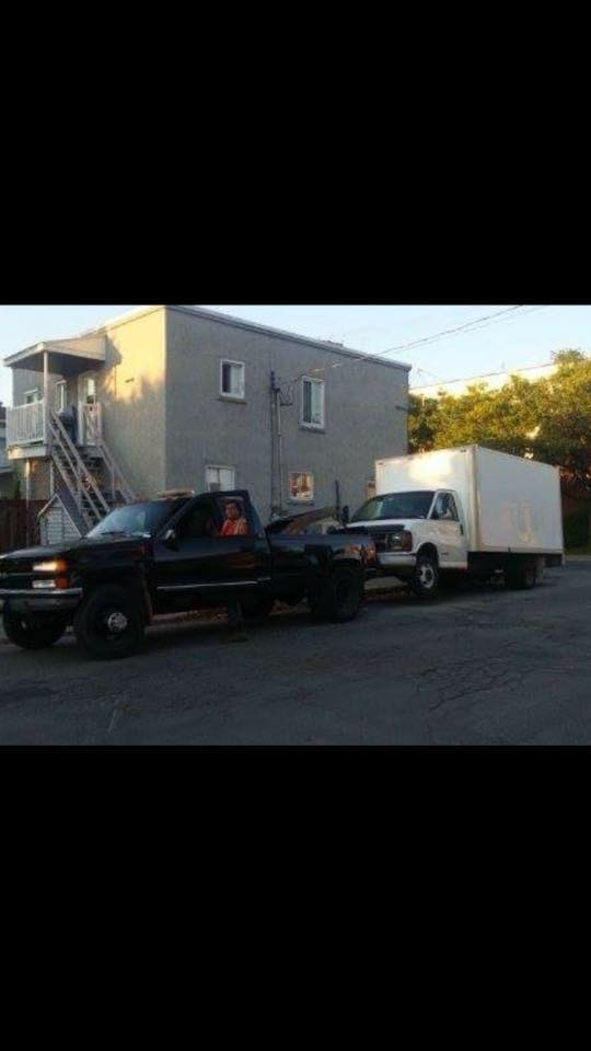 Maxime Towing Laval (514)718-3069