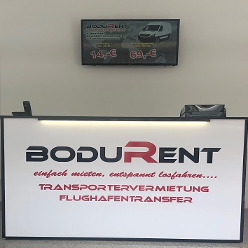 Bild zu BoduRent Transportervermietung in Duisburg