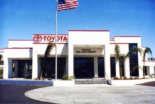 San Luis Obispo New Car Dealers