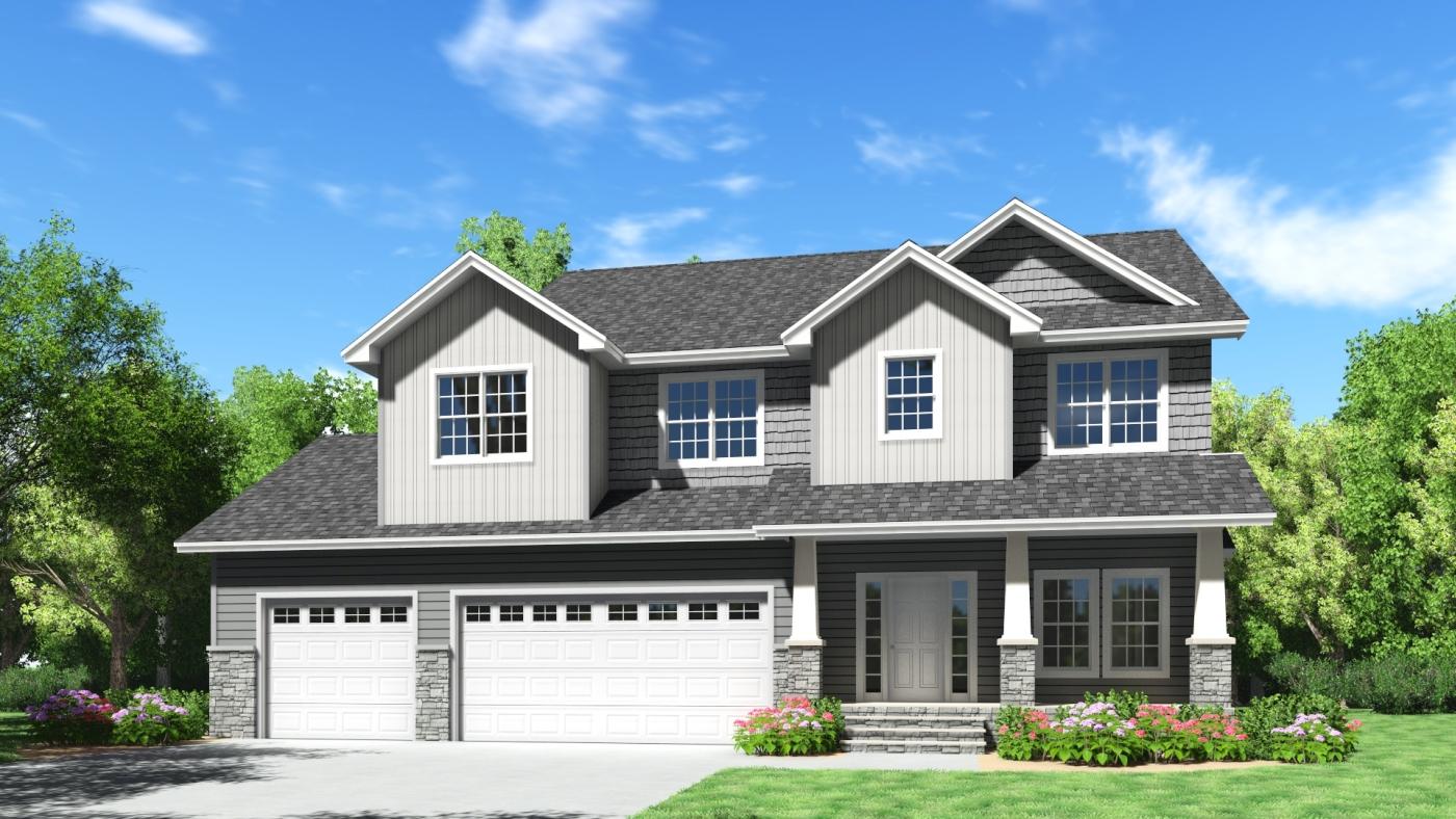 Legacy custom homes in west fargo nd 58078 for Home builders in fargo nd