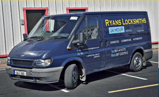 Ryans Locksmiths