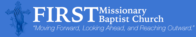 First Missionary Baptist Church - ad image