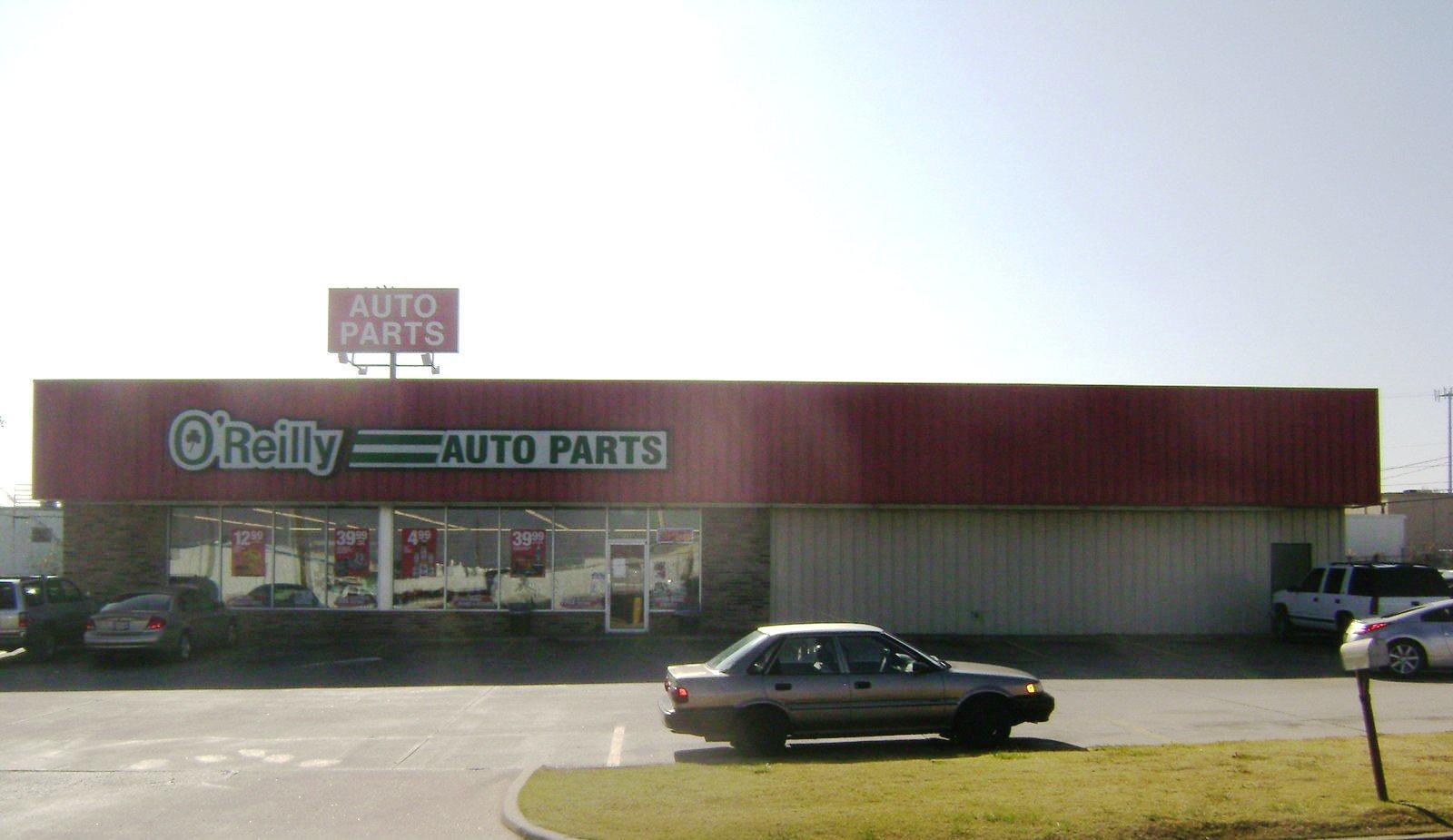 O Reilly Auto Parts Tulsa Oklahoma Ok Localdatabase Com