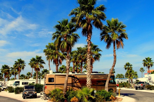 South Padre Island Koa Holiday In South Padre Island Tx