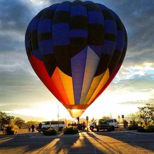 Albuquerque Hot Air Balloon Rides Aerogelic Ballooning