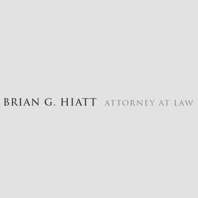 Brian G. Hiatt Attorney At Law